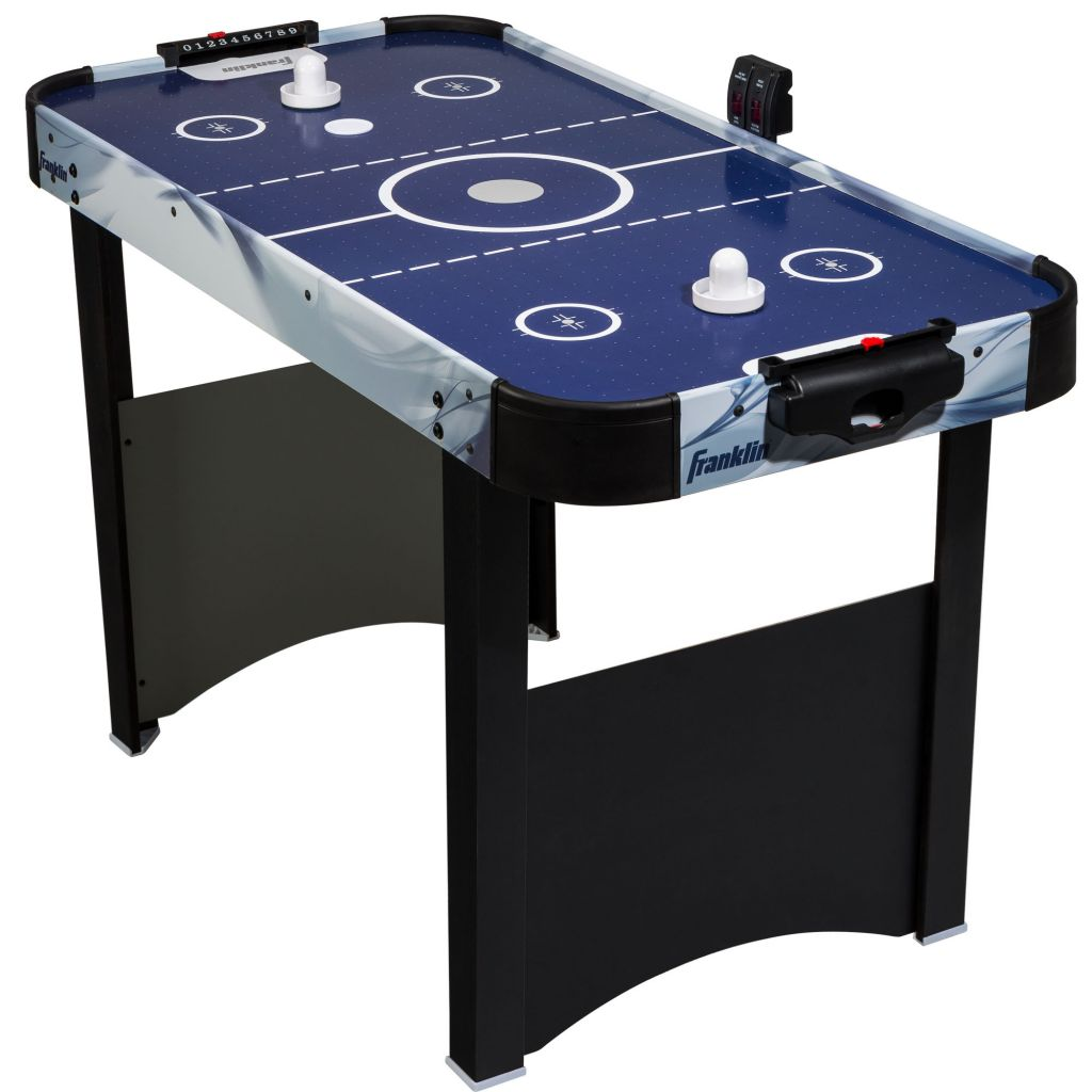 "Franklin Sports 48"" Straight Leg Air Hockey Table - Walmart.com"