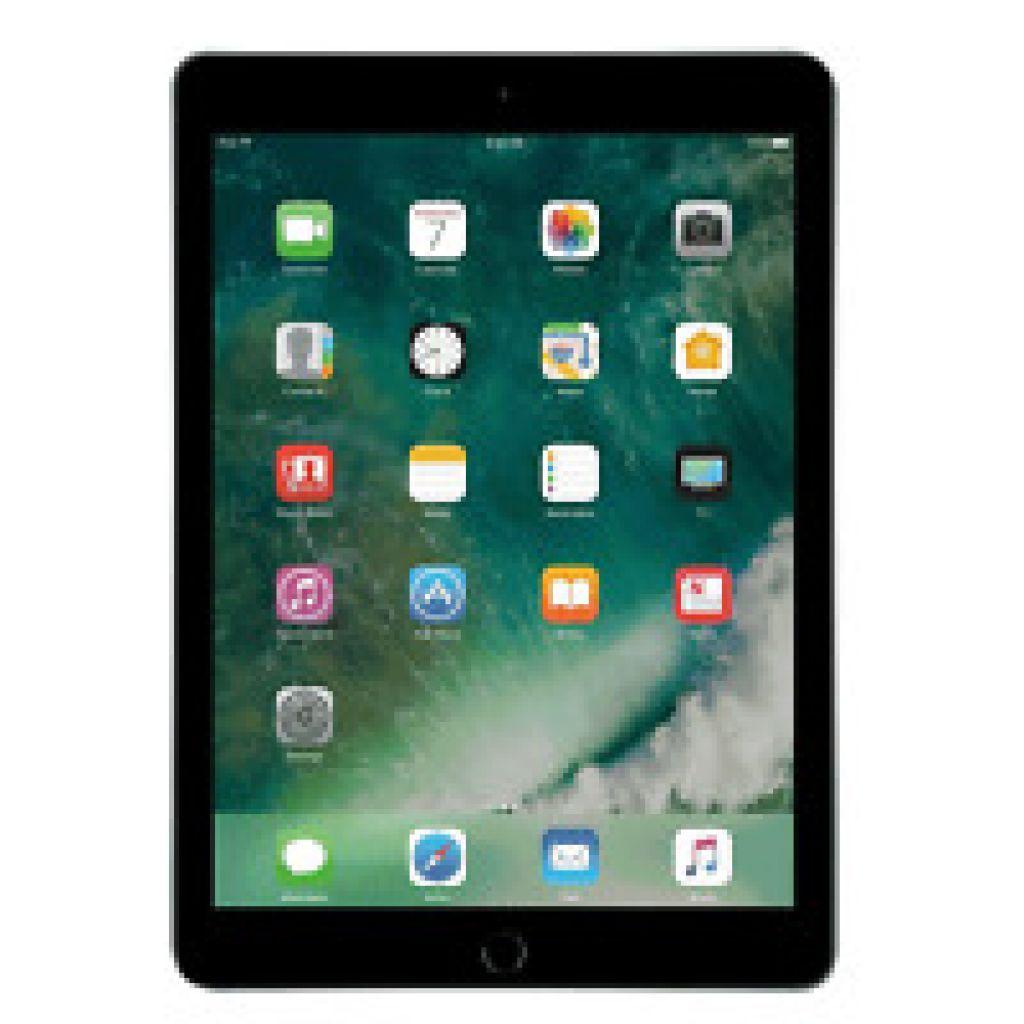 "Apple iPad 9.7"" 128GB Space Gray Wifi 5th Gen MP2H2LL/A 2017 Model 190198239594 | eBay"