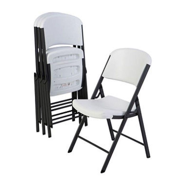 Lifetime Commercial Grade Contoured Folding Chair, 4 Pack, Choose a Color - Sam's Club