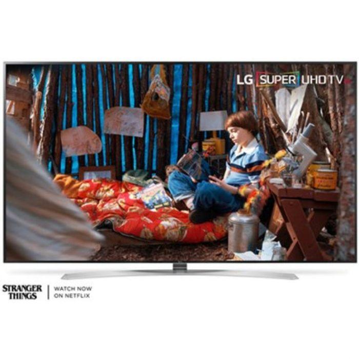 "BuyDig.com - LG 60SJ8000 SUPER UHD 60"" 4K HDR Smart IPS LED TV w/ Nano Cell Display (2017 Model)"