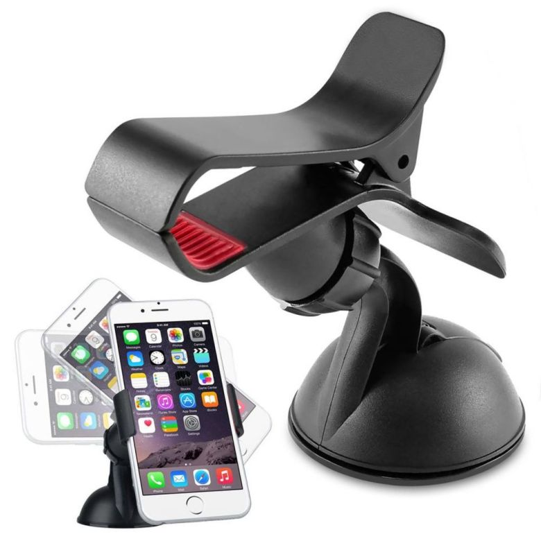 Insten Car Windshield Cell Phone Holder Car Mount Bracket for iPhone X 7 8 Plus SE 6s 6 5s SE iPod Touch 6th GPS Samsung Galaxy S9 S9+ S8 S7 S6 Note 8 5 J7 J3 ZTE ZMax Pro Max XL LG G6 V30 Stylo 3 2 - Walmart.com