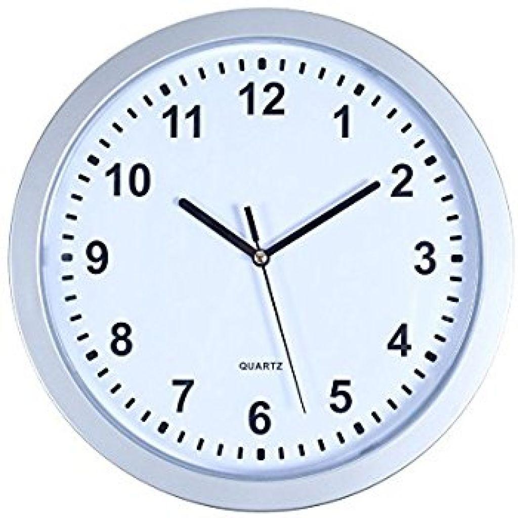 "Stalwart 82-5894 Wall Clock with Hidden Safe, 10"" - - Amazon.com"