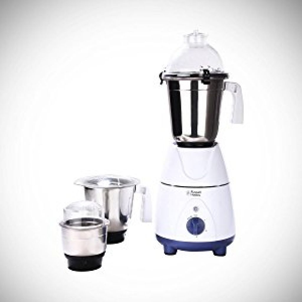 Buy Russell Hobbs RMG7500 750-Watt Mixer Grinder (Off-White and Sky Blue) Online at Low Prices in India - Amazon.in