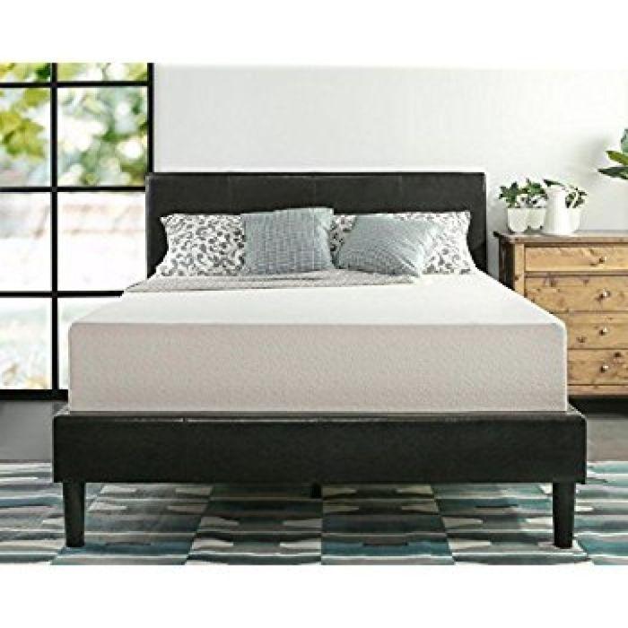 Amazon.com: Zinus Memory Foam 12 Inch Green Tea Mattress, Queen: Kitchen & Dining