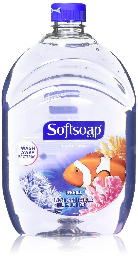 Amazon.com: Softsoap Liquid Hand Soap, Aquarium - 7.5 fluid ounce: Health & Personal Care