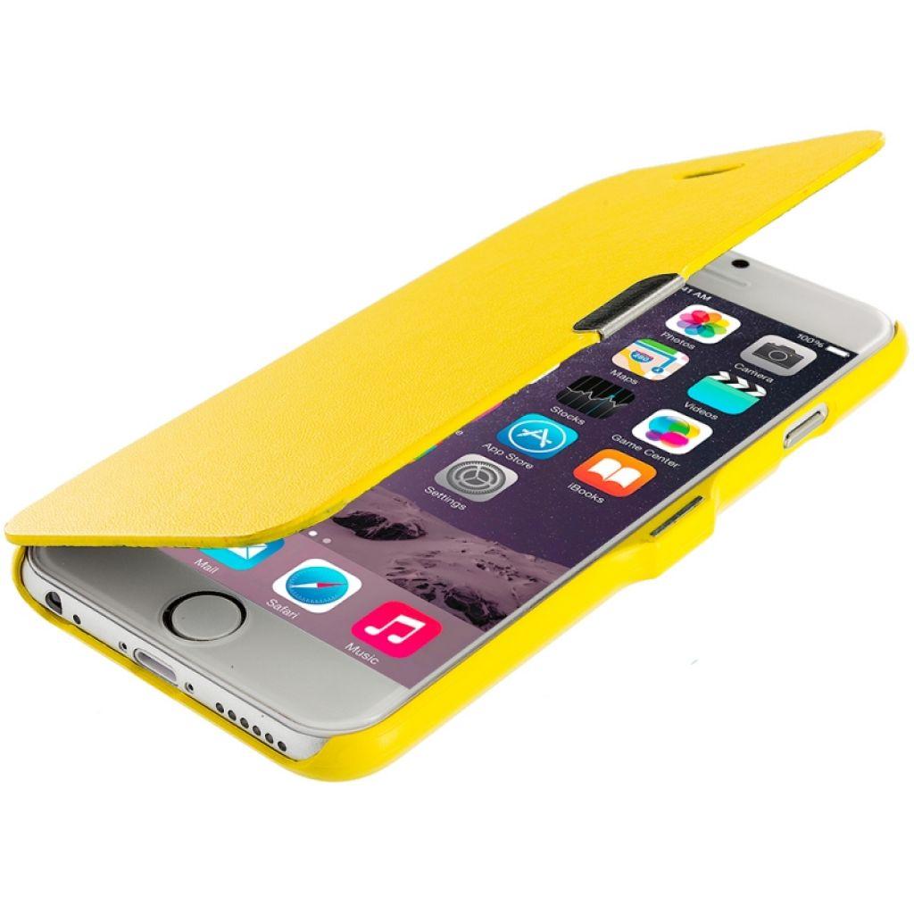Apple iPhone 6 Plus (5.5) Slim Wallet Magnetic Flip Case Cover - Tanga