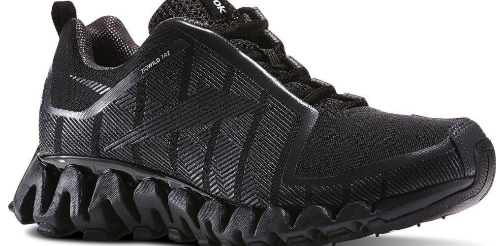 Buy Reebok Men's Zigwild TR 2 Shoes (Black) only $39