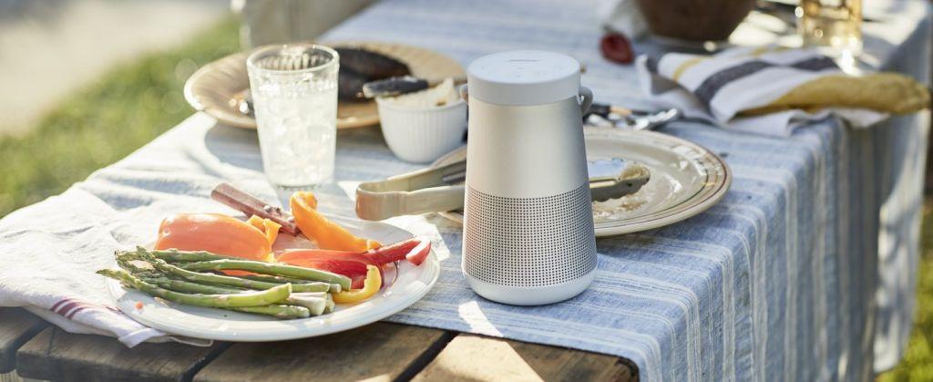 Amazon.com: Bose SoundLink Revolve+ Portable & Long-Lasting Bluetooth 360 Speaker - Triple Black: Electronics