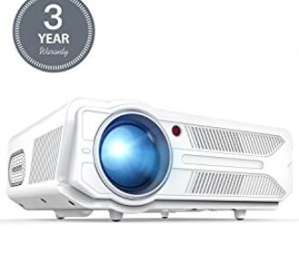 Buy DBPower RD-819 3200-Lumens LCD Home Theater Projector only $199.99