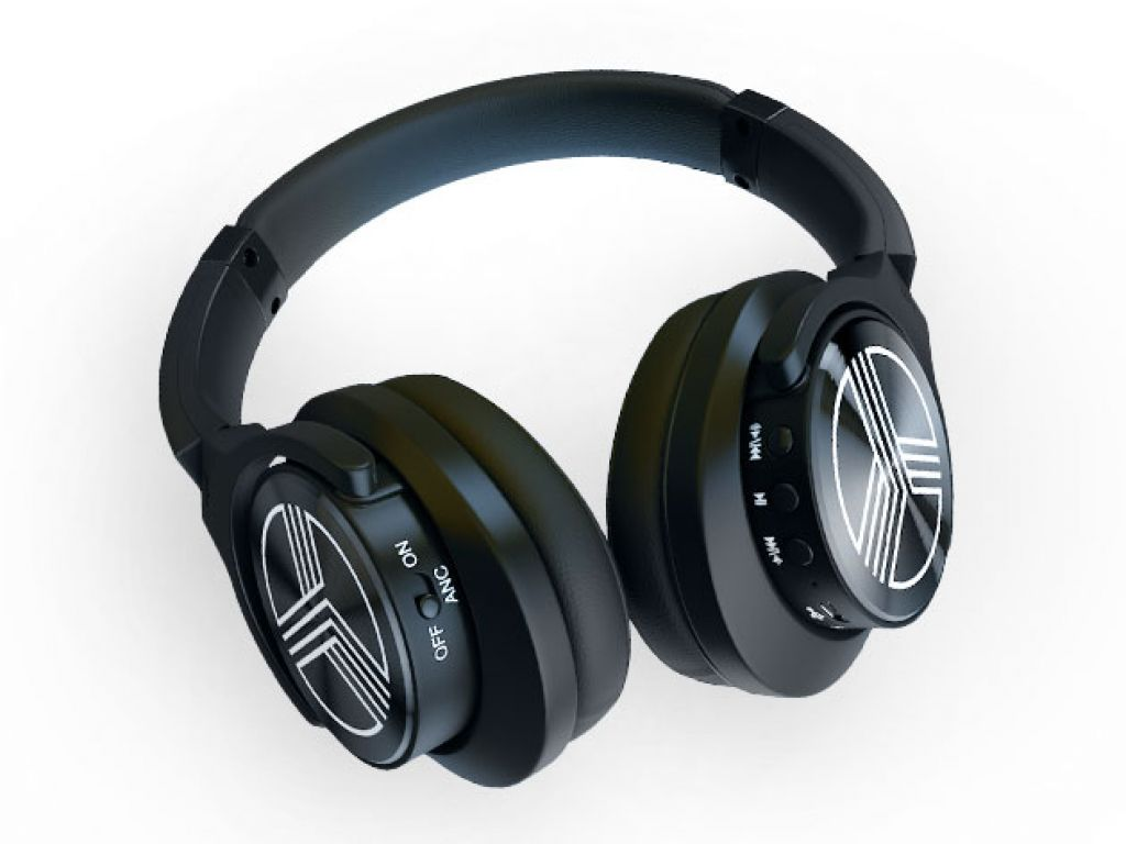 TREBLAB Z2 Wireless Noise-Cancelling Headphones | StackSocial