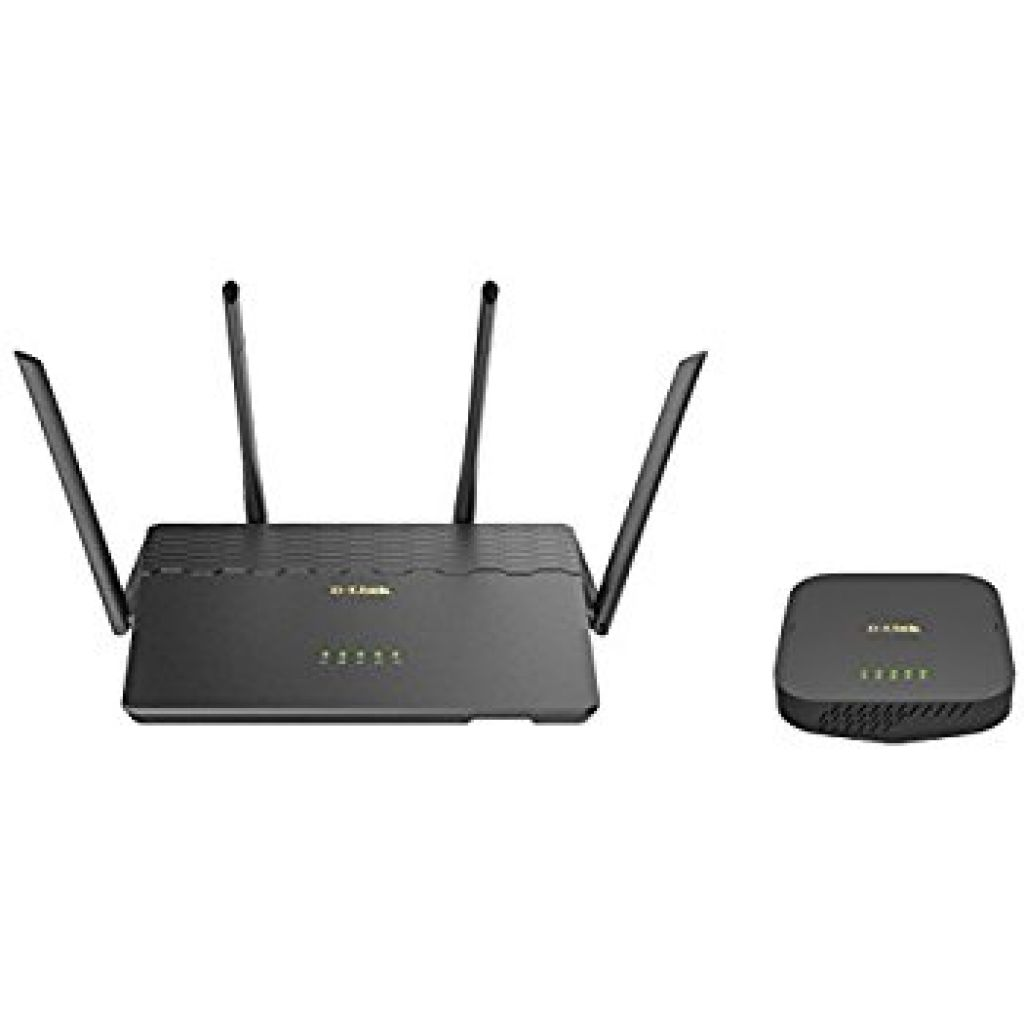 Amazon.com: D-Link Covr AC3900 Whole Home Wi-Fi System - Coverage up to 6,000 sq. ft., Wi-Fi Router and Seamless Extender with MU-MIMO (COVR-3902-US): Computers & Accessories