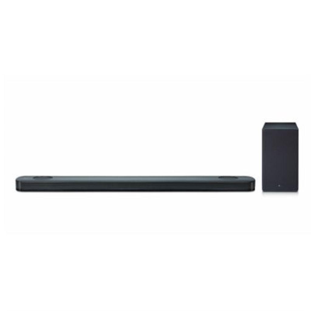 BuyDig.com - LG SK9Y 5.1.2-Channel Hi-Res Audio Soundbar with Dolby Atmos - (SK9Y)