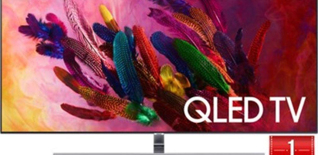 Buy Samsung 75″ 4K QLED UHDTV + Xbox One X 1TB Console + Warranty for $3497.99