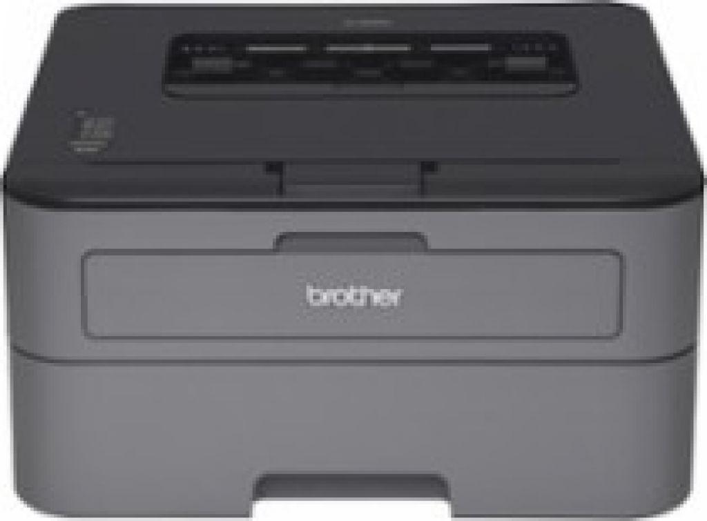 Brother HL-L2320D Black-and-White Printer Gray HL-L2320D - Best Buy