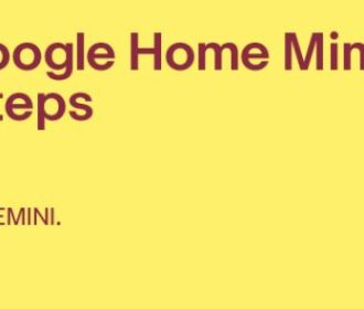 Get Free Google Home Mini w/ $150+