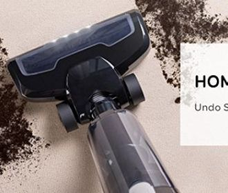 Buy HomeVac Lightweight Cordless Vacuum Cleaner for $75.99 (Was $199.99)