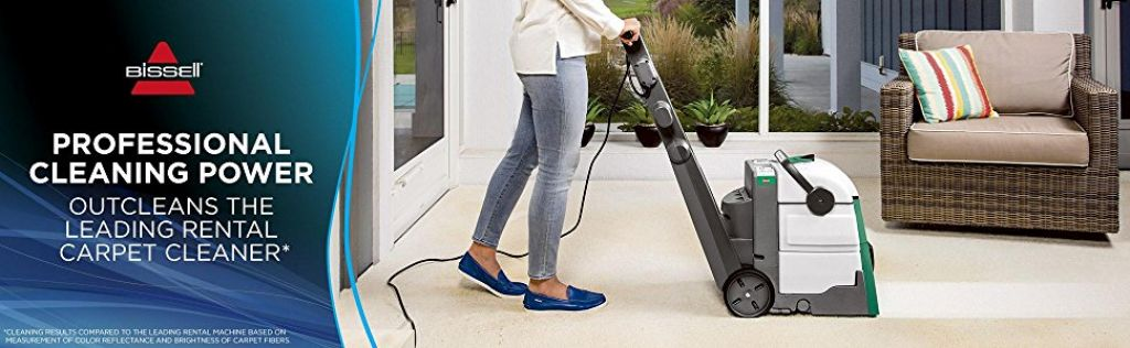 Amazon.com: Bissell Big Green Professional Carpet Cleaner Machine, 86T3: Home & Kitchen