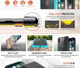 Buy Trianium iPhone X Case Premium Protection for $7.99 (Was $19.99)