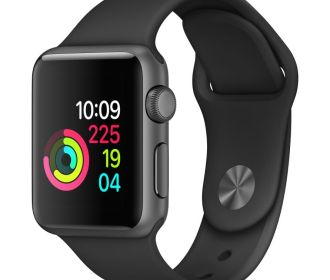 Buy Apple Watch 38mm Smart Watch Series 1 $149 + Band