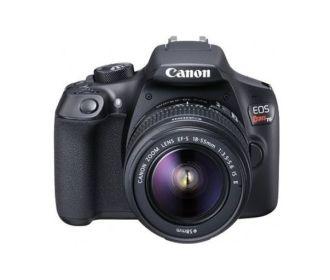 Buy Canon Rebel T6 Digital SLR Camera with 18-55mm Lens for $349.99