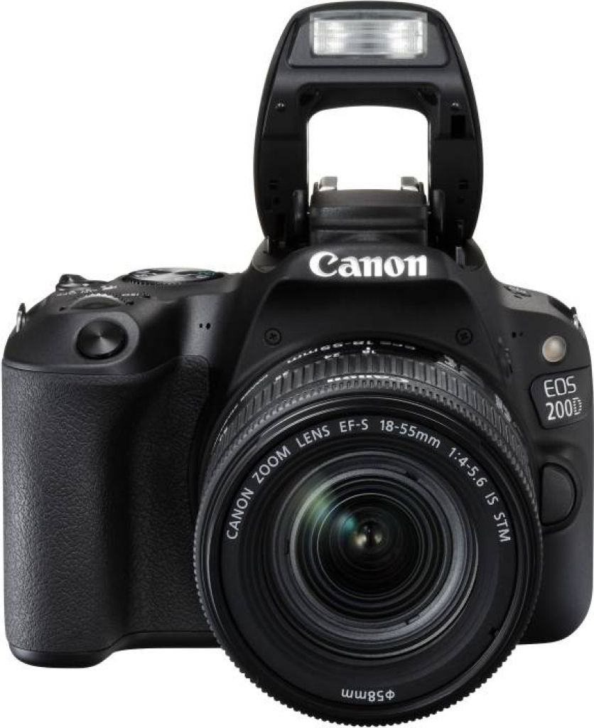 Canon EOS 200D DSLR Camera EF-S18-55 IS STM EF-S 55-250 IS STM Price in India - Buy Canon EOS 200D DSLR Camera EF-S18-55 IS STM EF-S 55-250 IS STM online at Flipkart.com