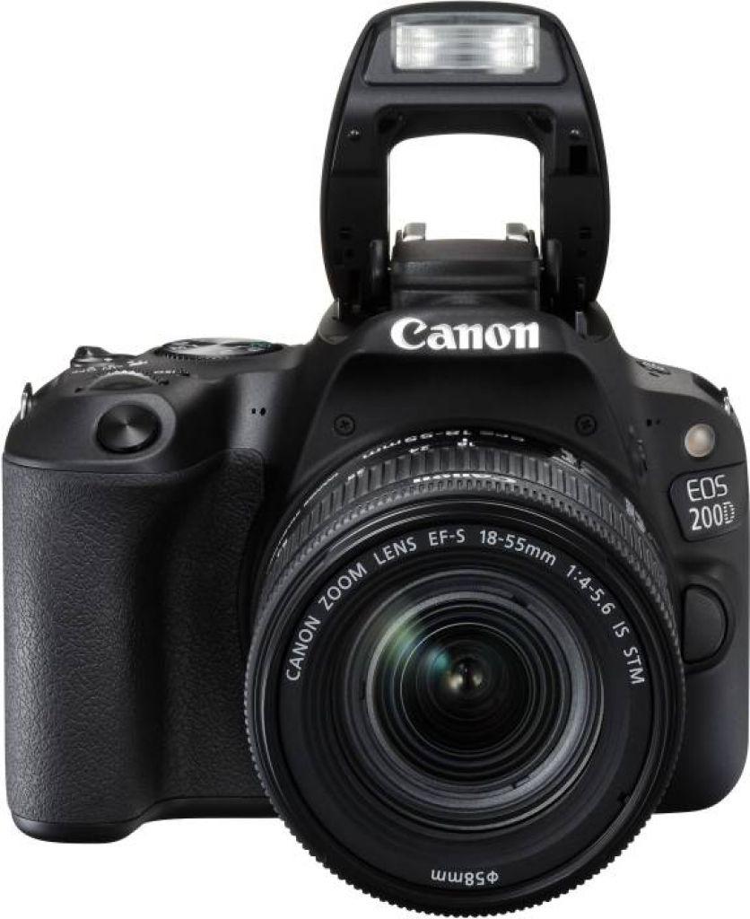 Canon EOS 200D DSLR Camera EF-S18-55 IS STM EF-S 55-250 IS STM Price in India - Buy Canon EOS 200D DSLR Camera EF-S18-55 IS STM EF-S 55-250 IS STM online at Flipkart.com