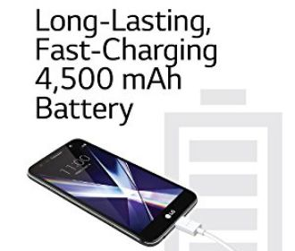 Buy LG X Charge 16GB Unlocked Android Smartphone for $99.99