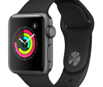 Buy Open-Box Apple Watch Series 3 42mm Smartwatch for $304