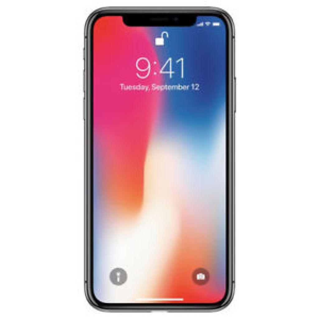 Apple iPhone X 64GB US Unlocked A1865 CDMA + GSM Space Gray MQA52LL/A 400060099011 | eBay