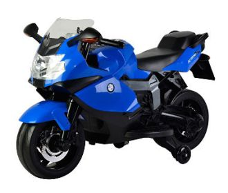 Buy BMW 12V Battery Powered Motorcycle Kids Ride On, 3 Colors for $149.98 (Was $218.98)