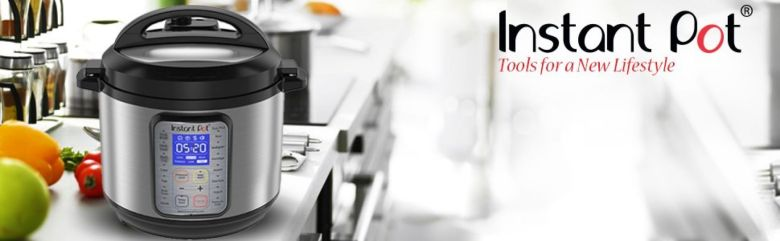 Amazon.com: Instant Pot DUO Plus 8 Qt 9-in-1 Multi- Use Programmable Pressure Cooker, Slow Cooker, Rice Cooker, Yogurt Maker, Egg Cooker, Sauté, Steamer, Warmer, and Sterilizer: Kitchen & Dining