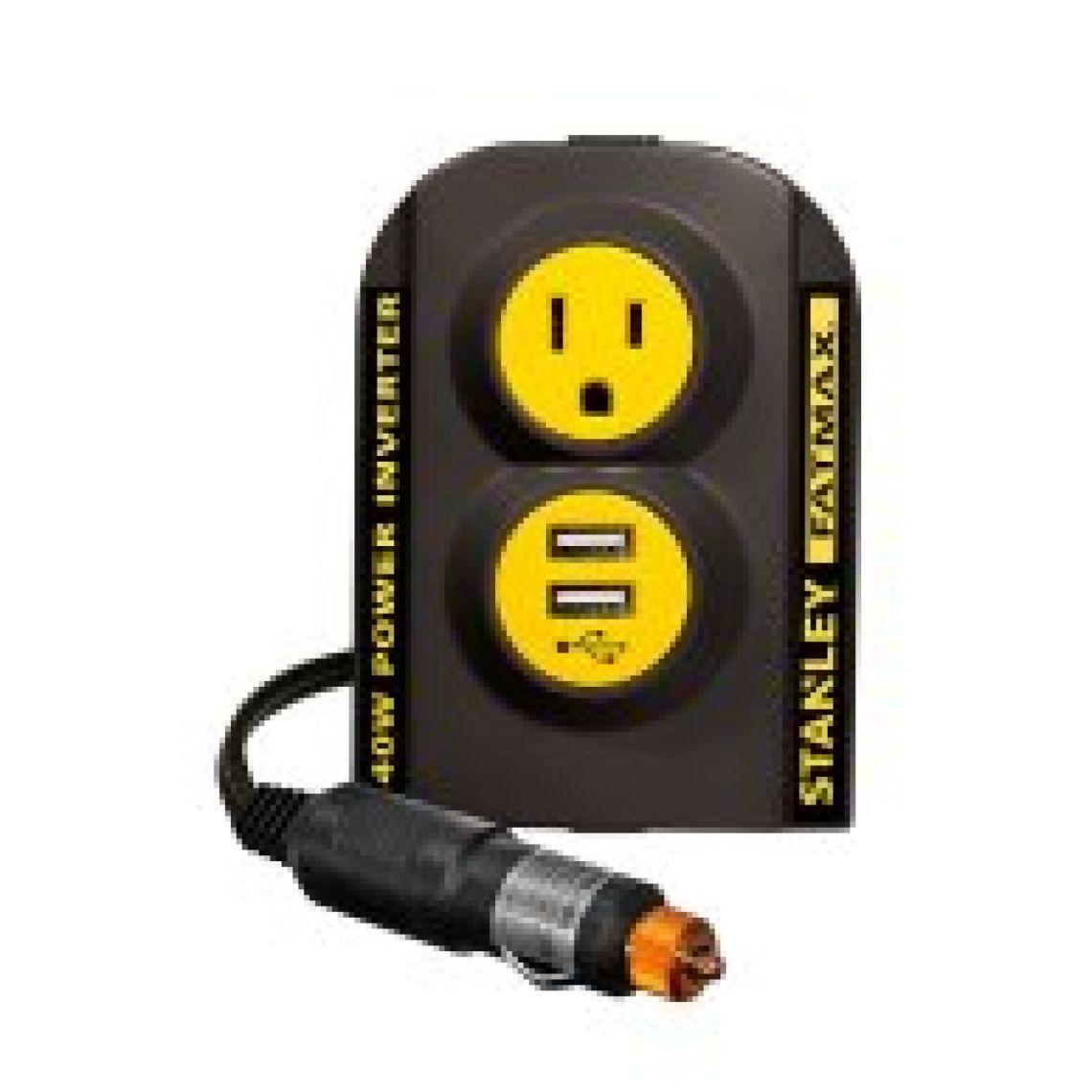 Stanley FatMax 140W Power Inverter with USB - Walmart.com