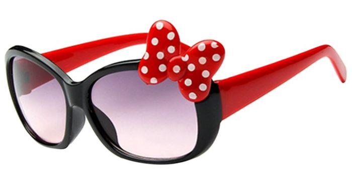 Amazon.com: Gracefulvara Baby Girls Cute Bow Anti-UV Sunglasses Fashion Gift: Baby
