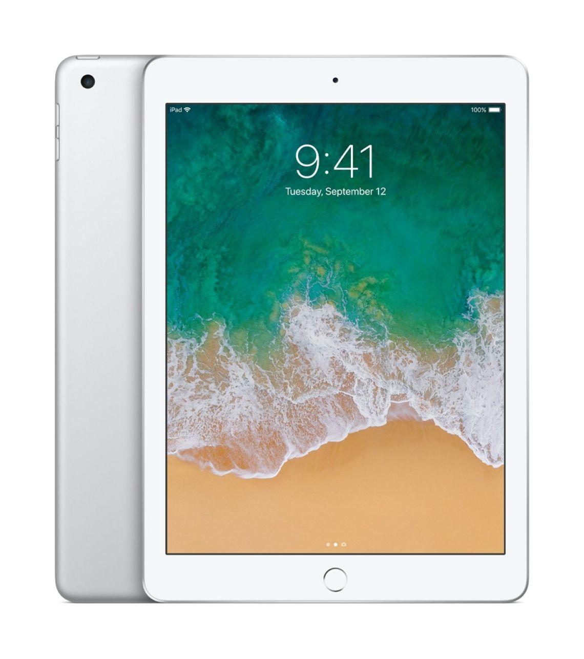 Apple iPad (5th Generation) 32GB Wi-Fi Silver - Walmart.com