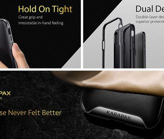 Buy iPhone X/8/7/Plus protected cases from $4