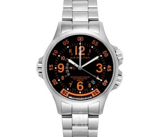 Buy Hamilton Khaki Aviation GMT Air Race Swiss Automatic Mens Watch for $429