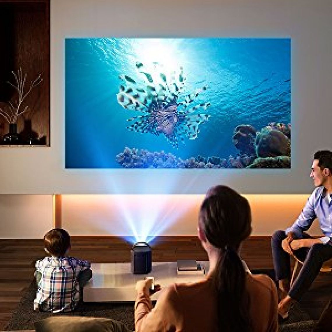 Amazon.com: Nebula by Anker Mars II Portable Projector with 720p DLP Picture, Dual 10W Speakers, Android 7.1, 1 Second Auto-Focus, 30–150 in Screen, 4-Hour Playtime, Broad Connectivity, and Wireless Screen Cast: Electronics