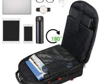 Buy Extra Large TSA Friendly Laptop & Tablet Backpack for $29.99 (Was $69.99)