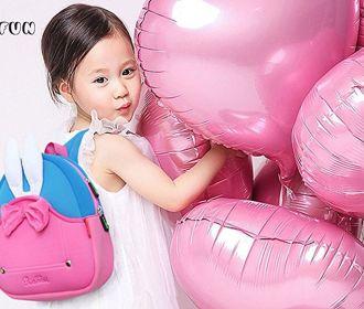 Buy 3D Rabbit Backpck for Girl, Little Girl Backpack Preschool for $7.60 (Reg : $18.99)