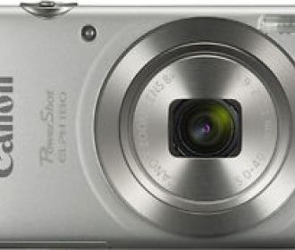 Buy Canon PowerShot ELPH 180 20 Megapixel Digital Camera With Image Stabilization For $93.49