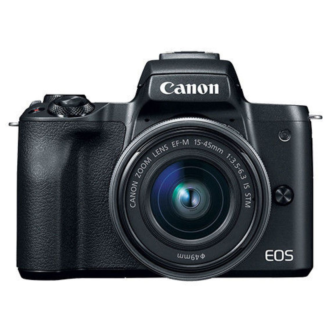 Canon EOS M50 Mirrorless Digital Camera with 15-45mm EF-M IS STM Lens Black | eBay