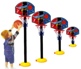 Buy Kids Portable Basketball Toy Set for $13.79 (Was $55.16)