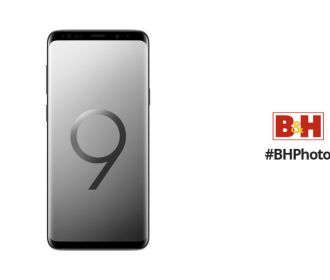 Buy Samsung Galaxy S9 5.8″ 64GB 4G LTE Unlocked Android Smartphone for $599.99