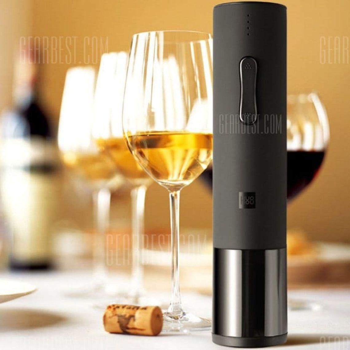 Wine Electric Bottle Opener - $29.99 Free Shipping|GearBest.com