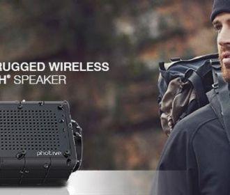 Buy Portable Bluetooth Speaker for $23 (reg. $79.95)