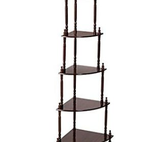 Buy 5-Tier Corner Stand by Frenchi Home Furnishing for $19.22 (Was $40.00)