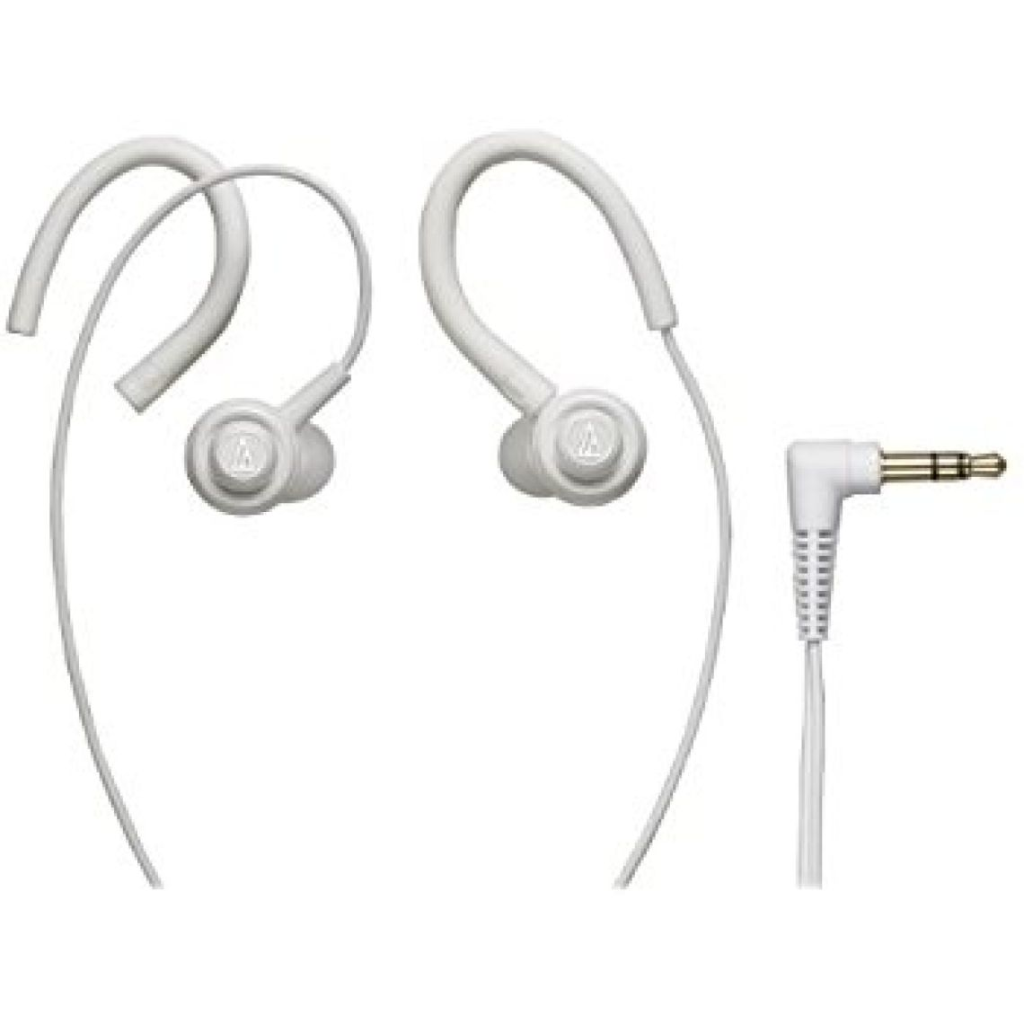 Amazon.com: Audio Technica ATHCOR150WH In-Ear Headphones, White: Home Audio & Theater