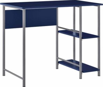 Buy Basic Metal Student Desk, Choice of Multiple Colors for $29.99