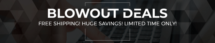 Blowout Deals | BuyDig.com