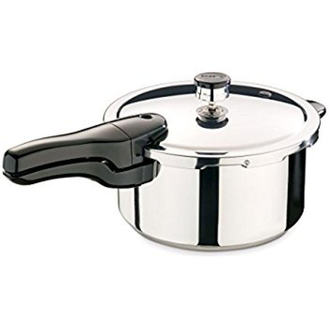 Amazon.com: Presto 01341 4-Quart Stainless Steel Pressure Cooker: Kitchen & Dining